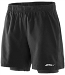 2XU Men's Pace Compression Shorts, MR3147b