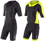 2XU Men's X-Vent Full Zip Trisuit, MT4355d