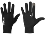 2XU Running Gloves, Pair, UQ3570h