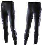 2XU Women's Recovery Compression Tights, Black