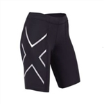 2XU Women's TR2 Compression Shorts, WA4176b