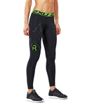 2XU Women's Refresh Recovery Tights, WA4420b