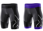 2014 2XU Women's G:2 Compression Tri Short - WT2703b