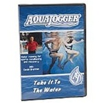 AquaJogger Take It To The Water Workout DVD
