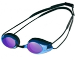 Arena Tracks Mirrored Swim Goggle