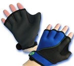AquaJogger Web Pro Gloves, Black