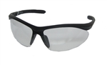 Chili's Baseline Sunglasses, Black/Clear