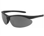 Chili's Baseline Sunglasses, Black/Smoke