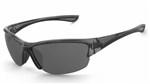 Chili's Plateau Sunglasses, Black/Smoke