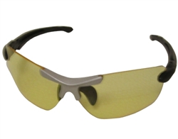 Chili's Shifter Sunglasses, Grey/Yellow