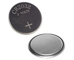 CR2032 Replacement Batteries, 2-Pack