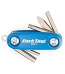 Park Tool AWS-13 Micro Fold-Up Hex Key Set