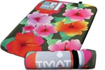 T Mat Pro Triathlon Transition Mat, Kona Flowers