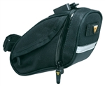 Topeak Aero Wedge Bag with Fixer