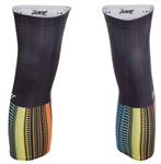 Zoot Cycle Ali'i Knee Warmer, Pair, Flying Hawaiian