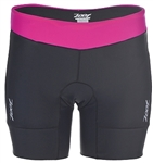 "Zoot Women's Active Tri 6"" Short, Z1606019"