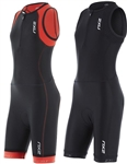 2XU X-Vent Youth Trisuit, CT4472d BLK/BLK