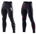 2XU Men's Thermal Compression Tights, Black