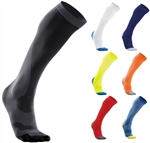 2XU Men's Performance Compression Run Sock