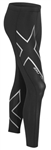 2XU Men's Hyotik Compression Tights, MA3517b