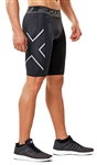 2XU Men's Accelerate Compression Shorts, MA4478b