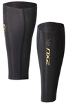 2XU Unisex Elite MCS Compression Calf Guards, UA3064b