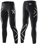 2XU Women's Thermal Compression Tights, Black
