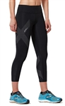 2XU Women's Mid-Rise 7/8 Tights, WA3516b