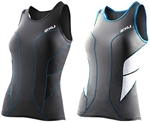 2XU Women's G:2 Long Distance Tri Singlet WT2691a