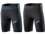 2XU Women's G:2 Long Distance Tri Short - WT2692b