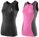 2XU Women's Perform Tri Singlet, WT3120a