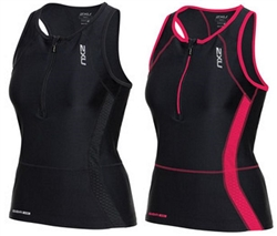 2XU Women's Perform Tri Singlet, WT3637a