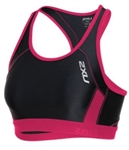 2XU Women's Perform Tri Crop, WT3637a