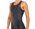2XU Women's Perform Tri Singlet, WT4857a