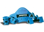 AquaJogger Active Value Pack, Blue