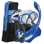 Aqua Lung Adult Admiral, Island Dry, Trek Pack