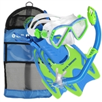 Aqua Lung Kids Snorkeling Regal Piper Trigger Pack