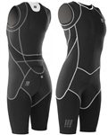 CEP Women's Triathlon Compression Skinsuit