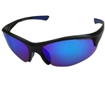 Chili's Mojave Sunglasses, Black/Smoke