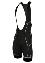 DeSoto Men's Mobius Bib Bike Short, MBB