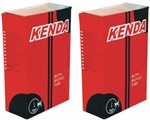 Kenda Butyl Road Tube, 48mm Presta Valve, 2-Pack