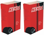 Kenda Butyl Road Tube, 60mm Presta Valve, 2-Pack