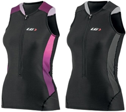 Louis Garneau Women's Pro Sleeveless Tri Singlet