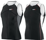 Louis Garneau Men's Comp Sleeveless Triathlon Top
