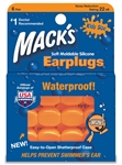 Mack's Kids Size Moldable Pillow Soft Earplugs