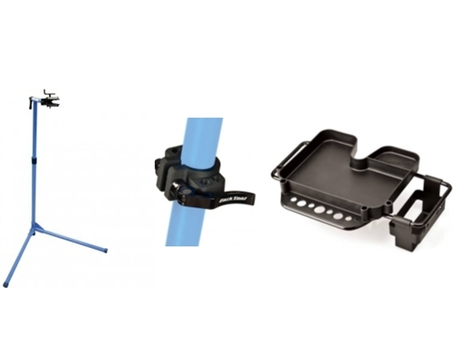 Park Tool Pcs 9 Accessory Collar And Work Tray Package In