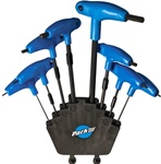 Park Tool PH-1 P Handle Hex Wrench Set