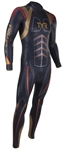 Hurricane Freak of Nature Wetsuit, Men's Gold/Red