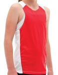 Zoot Unisex Protege Run Singlet, Youth