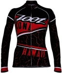 Zoot Women's Cycle Ali'i Thermo Jersey, Z1503005